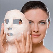 Восстанавливающая для глаз альгинатная маска, 30г