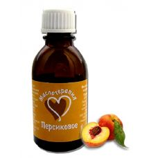 Персиковое масло, 25мл
